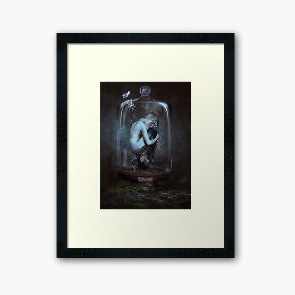 Le Cabinet de Curiosités - Mermaid Framed Art Print