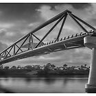 Yandhi Nepean Crossing by STEPHEN GEORGIOU PHOTOGRAPHY