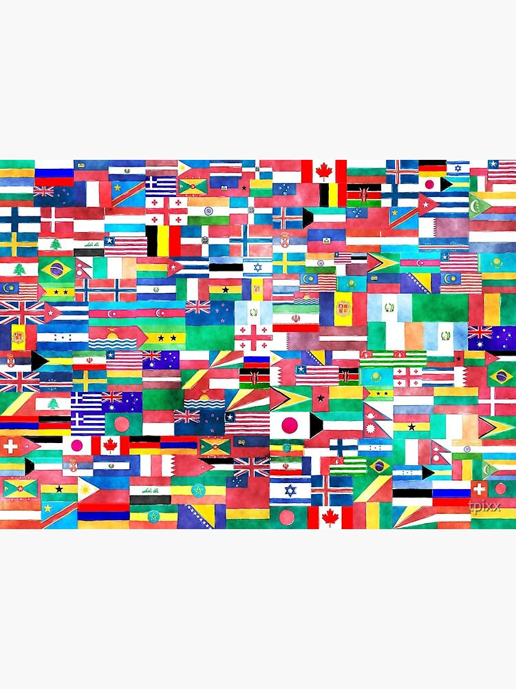 World of Flags by tpixx