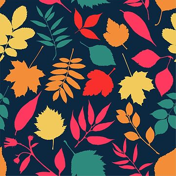Autumn pattern  by kevinzegers19