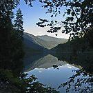 Hanna Lake 1 by Michael Garson