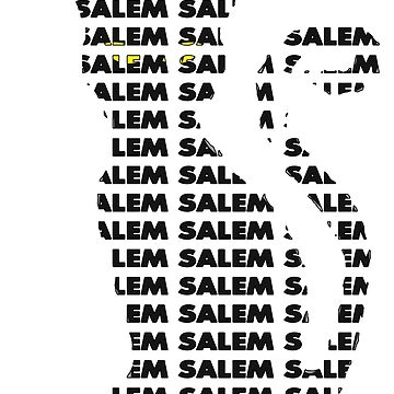 Salem Cat design by HeardUWereDead