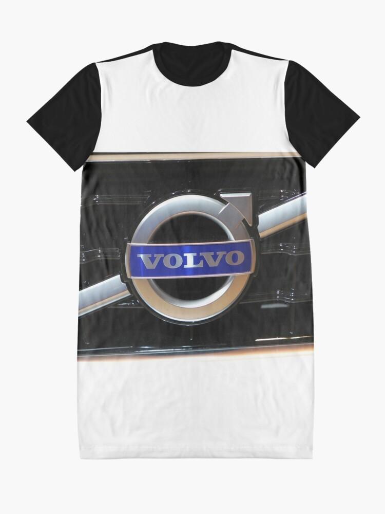 Vista alternativa de Vestido camiseta Logotipo de Volvo