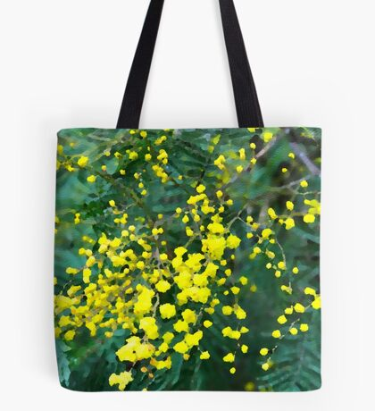 Wattle Fever Tote Bag