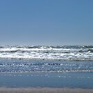 Sea And Sky - South Bay, San Francisco by mcworldent