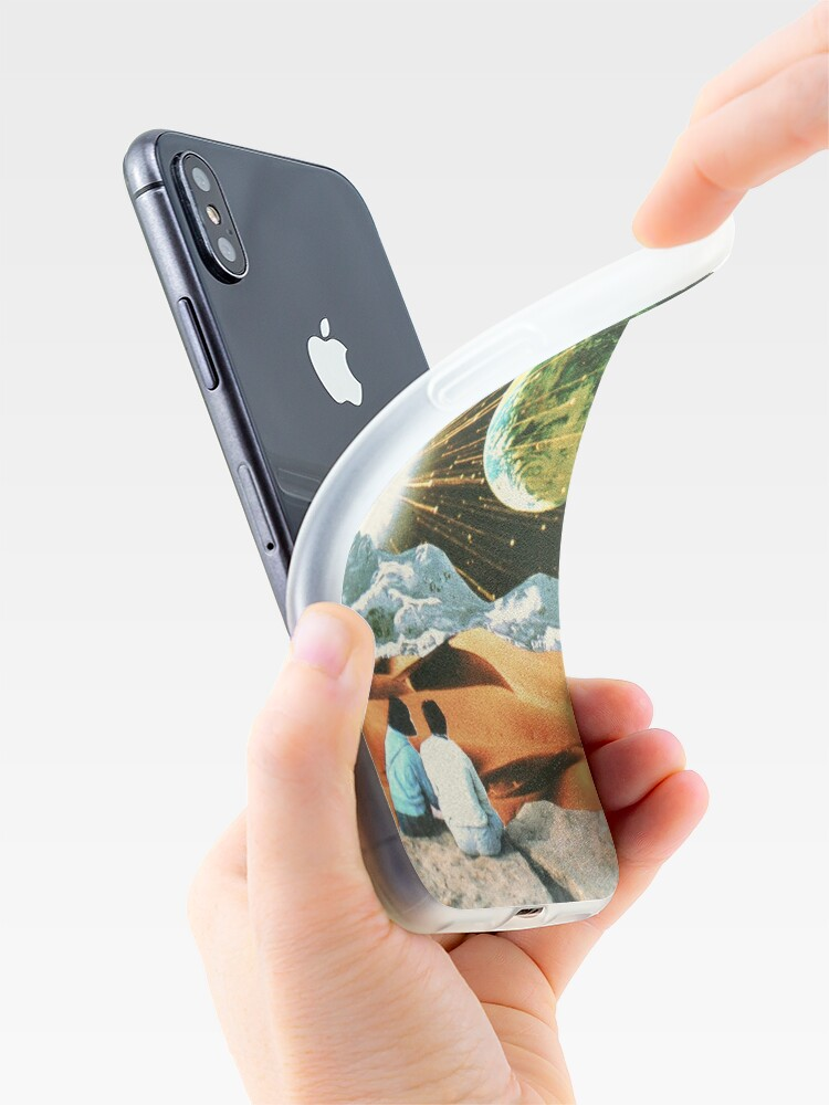 Alternate view of Another Earth iPhone Case & Cover