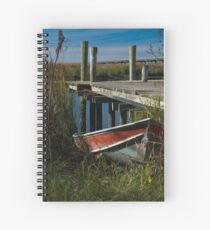 River Worker Spiral Notebook