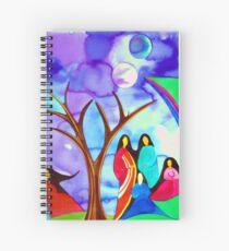 The Women Spiral Notebook