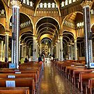 Our Lady of the Angels Basilica, Cartago, Costa Rica by Geoffrey Higges