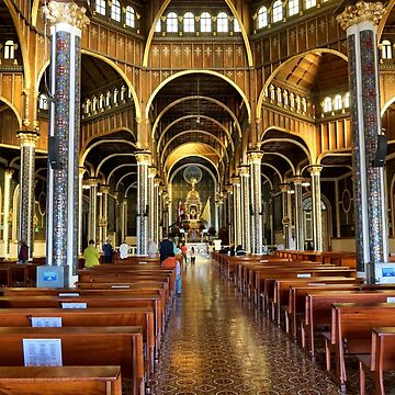 Our Lady of the Angels Basilica, Cartago, Costa Rica by gigges