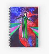 Free Thought Spiral Notebook