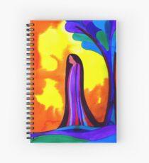 She Stands Spiral Notebook