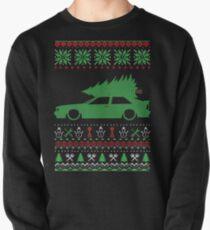 Original Quattro Christmas Ugly Sweater XMAS Pullover