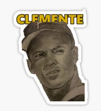 Pittsburgh Legend - Clemente Sticker