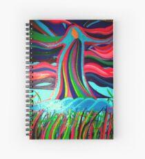 Air Spirit Spiral Notebook