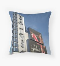 Ballys  In Las Vegas Throw Pillow