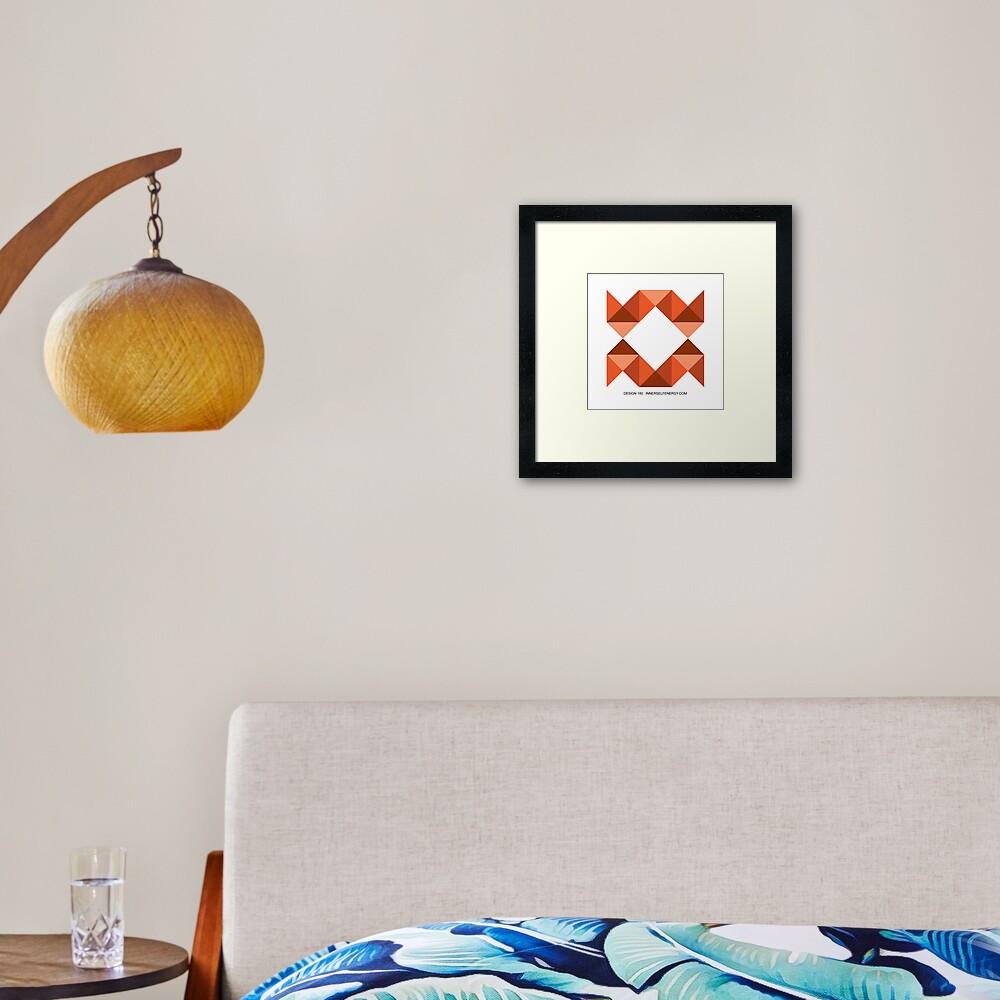 Design 180 Framed Art Print