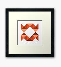 Design 180 Framed Print