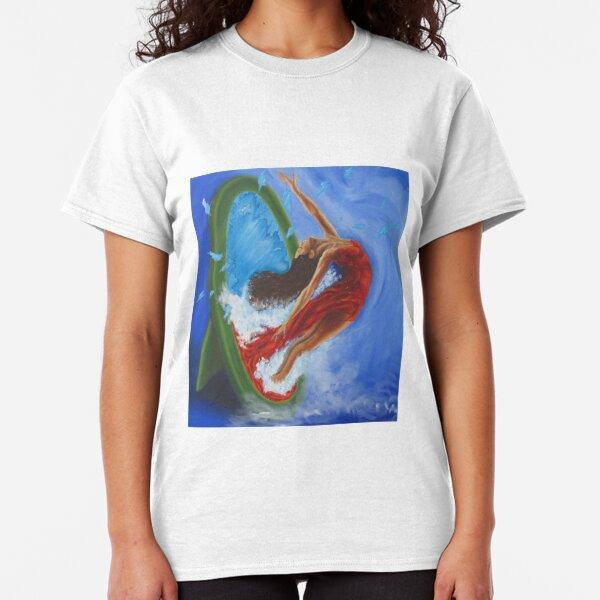 Breaking all boundaries Classic T-Shirt