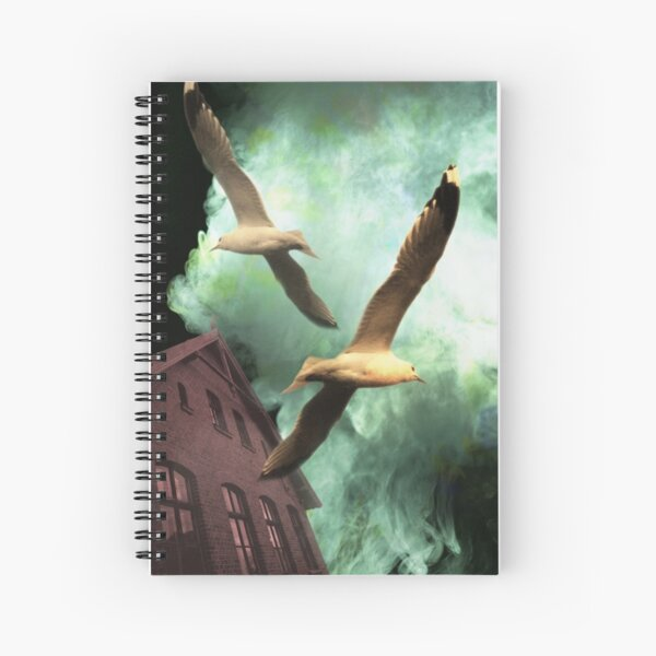 The Fisherman House Spiral Notebook