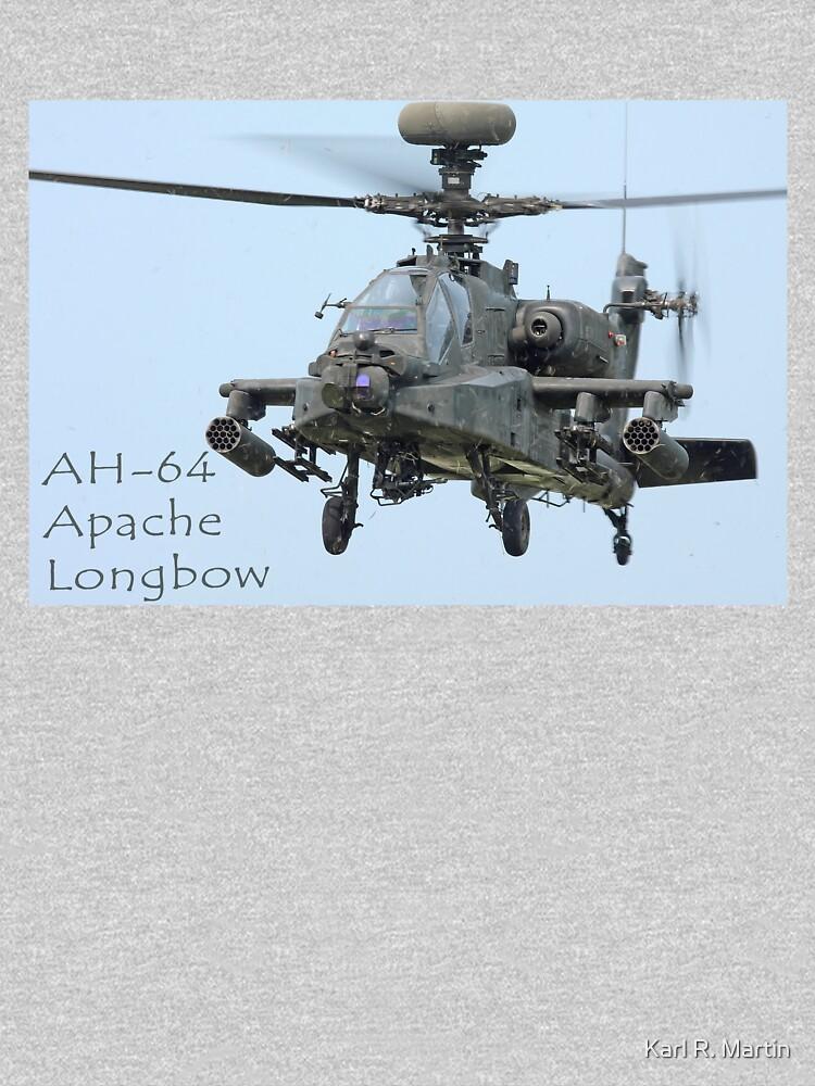 AH-64 Apache Longbow  by SirEagle