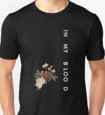 In My Blood Shawn Mendes Unisex T-Shirt