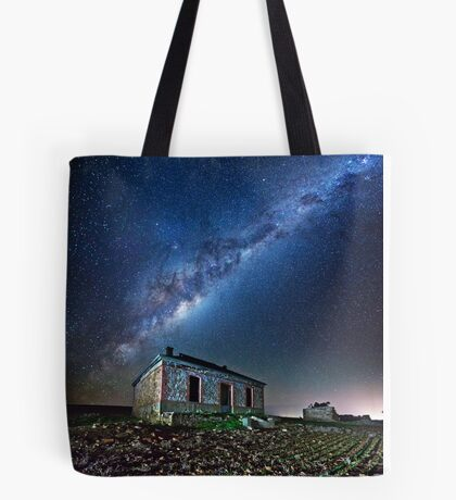 Burra North Ruin and Galaxy Tote Bag