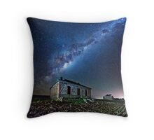 Burra North Ruin and Galaxy Throw Pillow