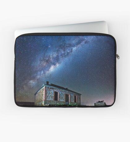Burra North Ruin and Galaxy Housse de laptop