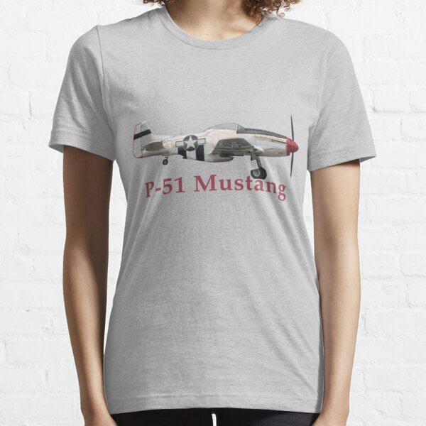 P-51 Mustang Essential T-Shirt