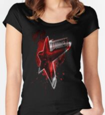 Stunner Ink Star Women's Fitted Scoop T-Shirt