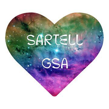 Sartell GSA by almondmilk-art