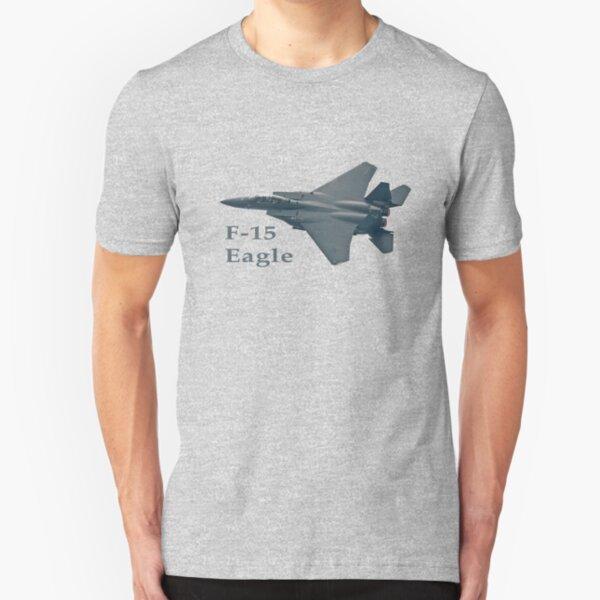 F-15 Eagle Slim Fit T-Shirt