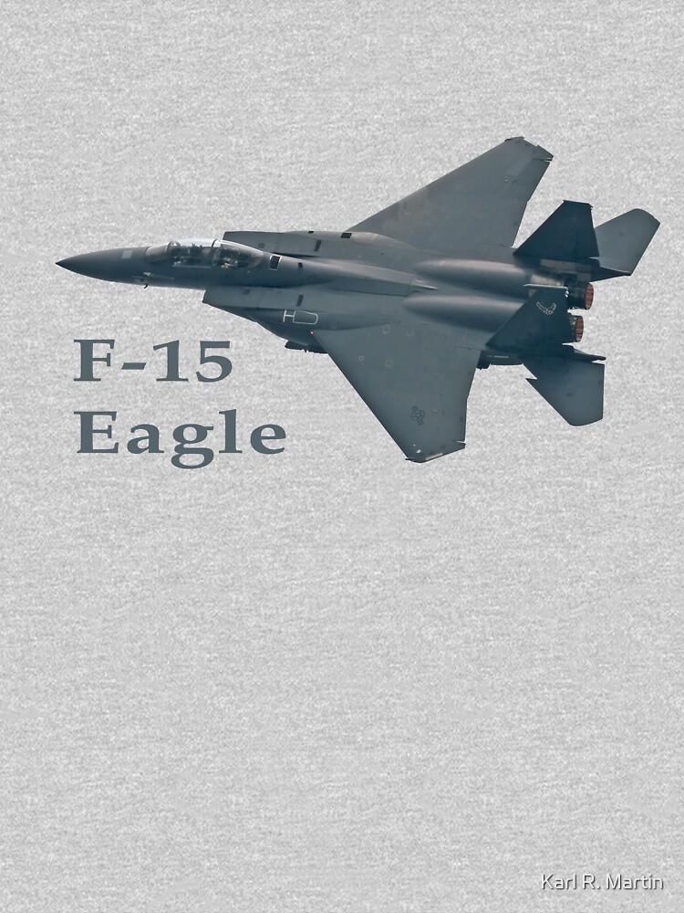 F-15 Eagle by SirEagle