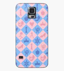 Fantastical Fairytale Pattern Case/Skin for Samsung Galaxy