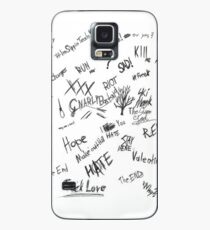 xxxtentacion Case/Skin for Samsung Galaxy