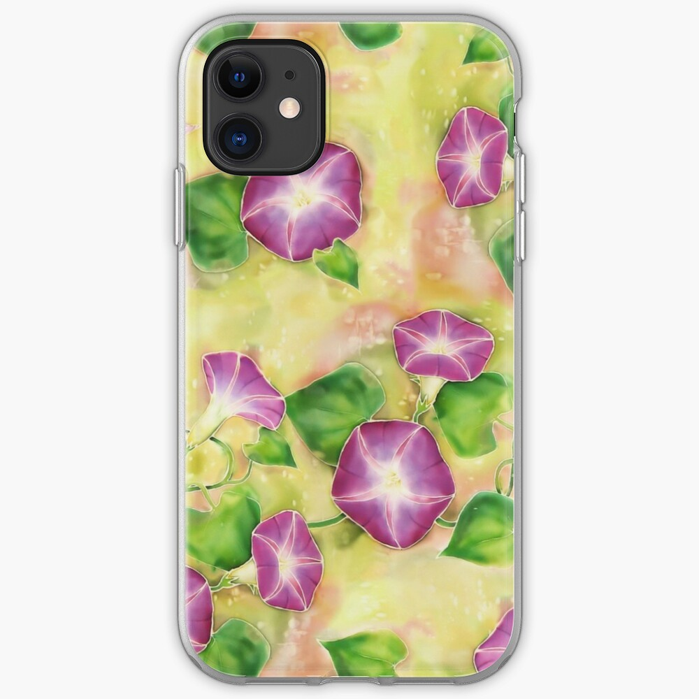 Dreamy Flowers iPhone Case & Cover