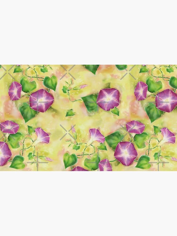 Dreamy Flowers by nadyanadya