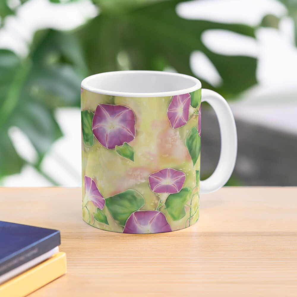 Dreamy Flowers Mug