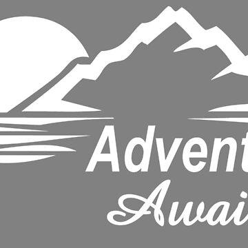 Adventure Awaits by KWJphotoart