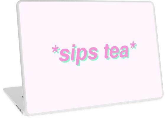 Schluck Tee von katrinawaffles