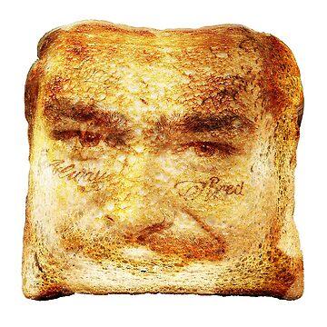 Toast Malone by mijumi