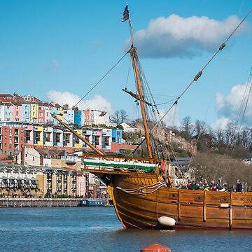 The Matthew of Bristol by CarolynEaton