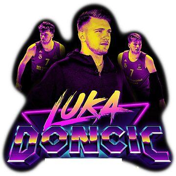 Luka Doncic Dallas Merch by Halla-Merch