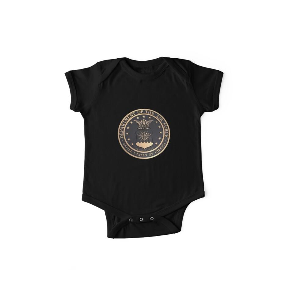 US Air Force Emblem T-Shirt by Karl R. Martin