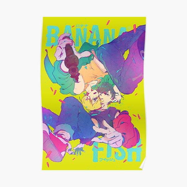 BANANA FISH typo poster Poster