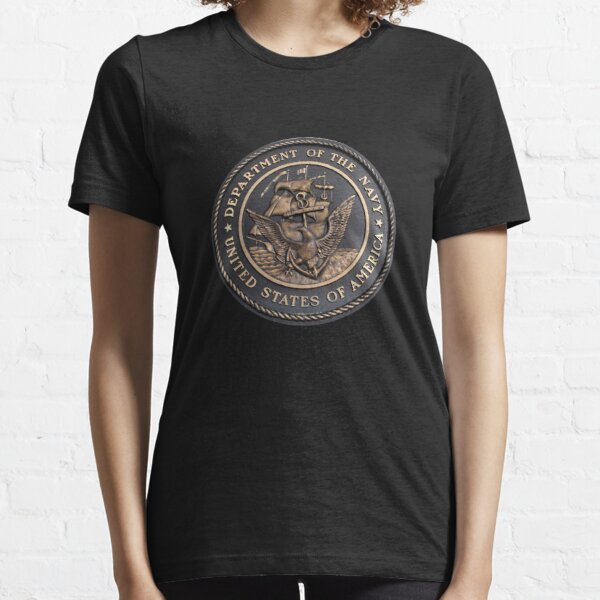 US Navy Emblem T-Shirt Essential T-Shirt