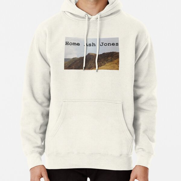 Home Ash Jones Mountain Pullover Hoodie