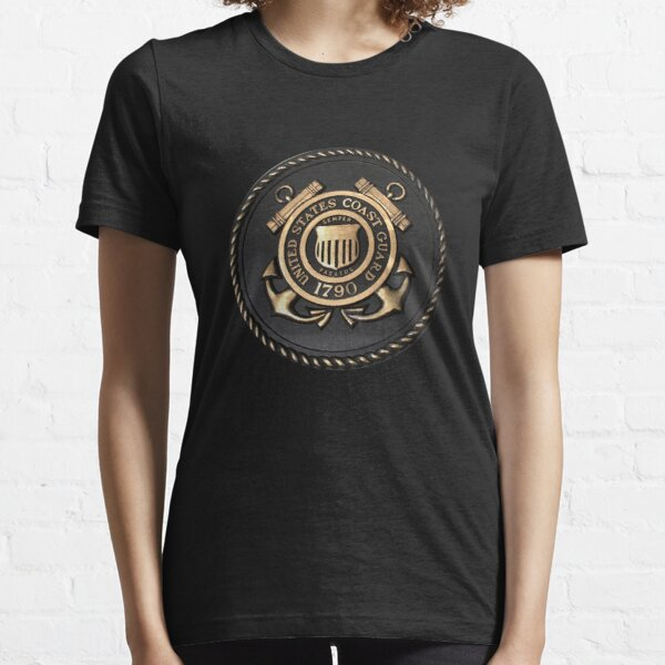 US Coast Guard Emblem T-Shirt Essential T-Shirt