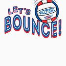 Lets Bounce Volleyball by MudgeStudios